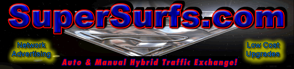 Super Surf Free Traffic and Ad System